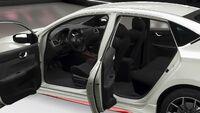 FH4 Nissan Sentra Interior2