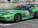 Dodge Viper GTS-R (2002)