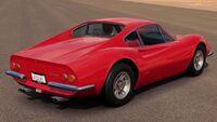 FH3 Ferrari Dino Rear