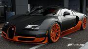 FM7 Bugatti Veyron Front