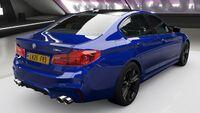 FH4 BMW M5 18 Rear