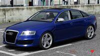 FM4 Audi RS6 2009