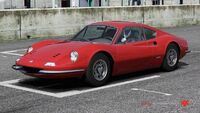 FM4 Ferrari Dino