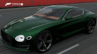 FM7 Bentley Speed 6 Front
