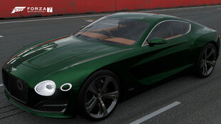 The 2015 Bentley EXP 10 Speed 6 Concept in Forza Motorsport 7