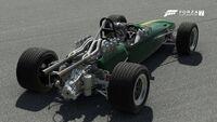 FM7 Brabham BT24 Rear