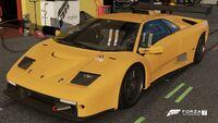 FM7 Lamborghini Diablo GTR Front
