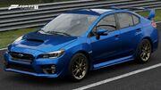 FM7 Subaru WRX 15 Front