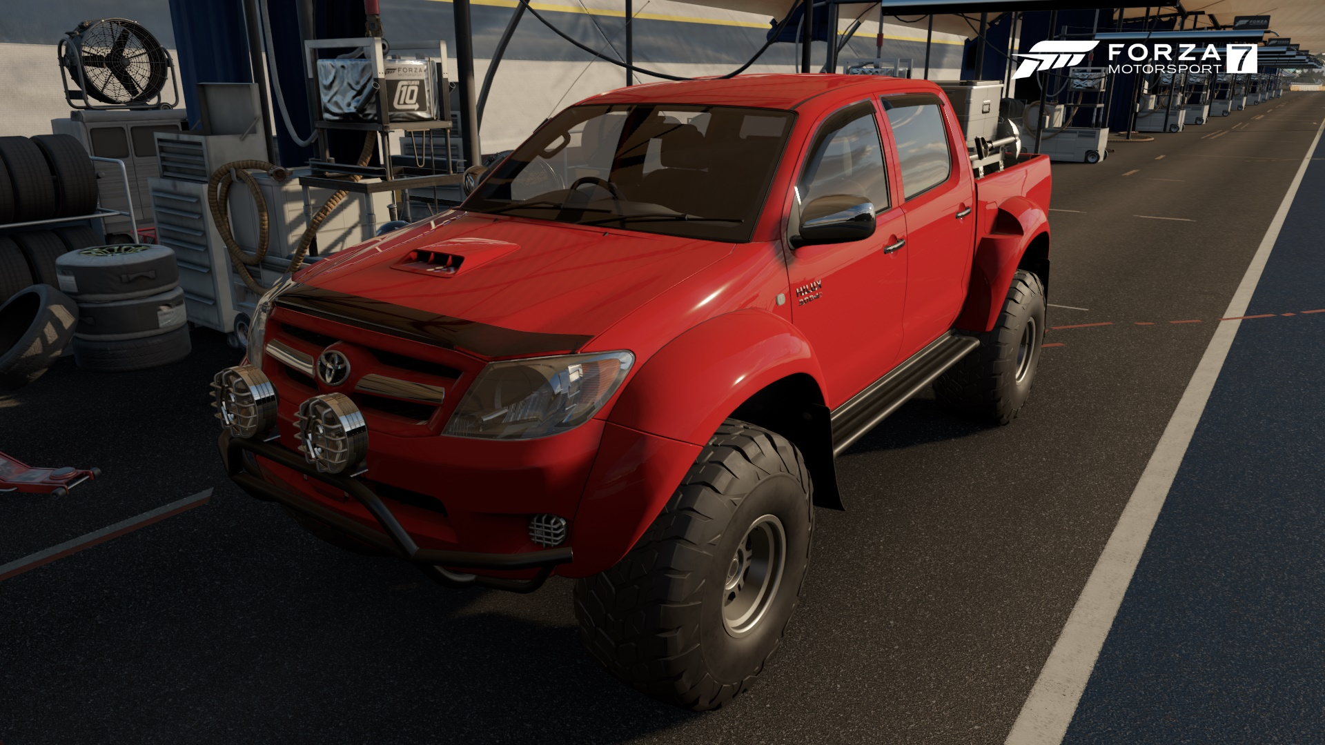 Toyota Hilux Arctic Trucks At38 In Forza Motorsport 7