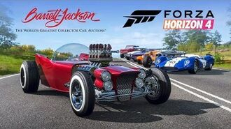 Forza Horizon 4 - Barrett Jackson Car Pack