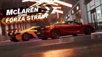 Forza Street McLaren Launch Trailer Full