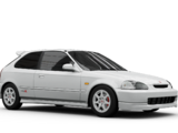 Honda Civic Type R (1997)