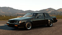 FH2 Buick Regal GNX