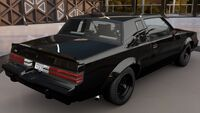 FH3 Buick Regal GNX Rear