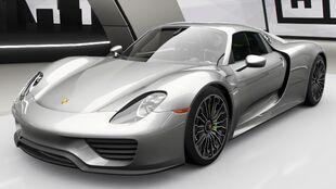 Porsche 918 Spyder in Forza Horizon 4