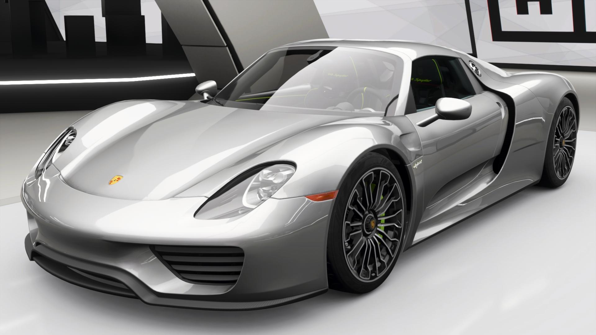 Porsche 918 Spyder Forza Motorsport Wiki Fandom Powered By Wikia