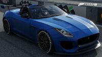 FM7 Jaguar P7 ME Front