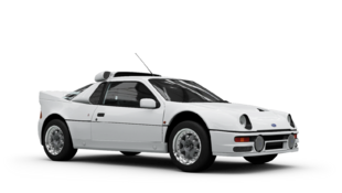Ford RS200 Evolution in Forza Horizon 4
