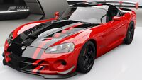 FH4 Dodge Viper 08 Front