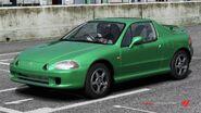 FM4 Honda CRX 1995