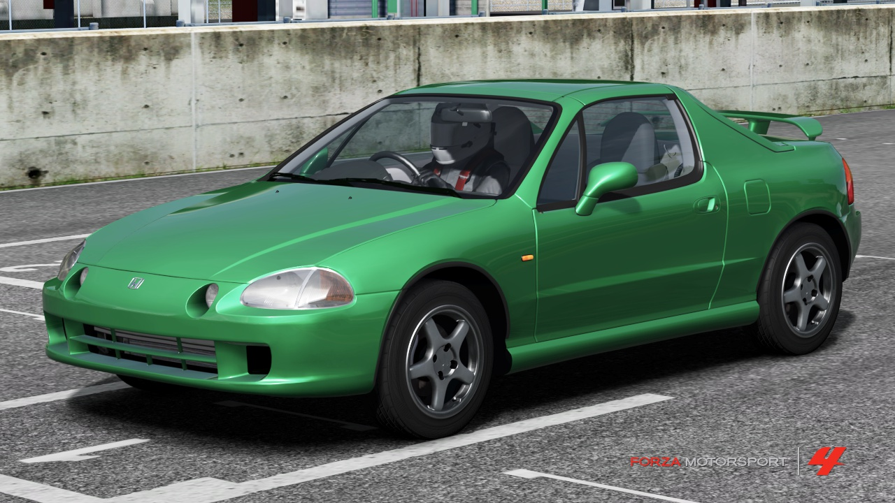 1995 Honda CR X Del Sol SiR In Forza Motorsport 4