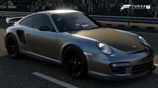 The 2012 Porsche 911 GT2 RS in Forza Motorsport 7