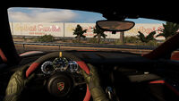 FM7 911 GT2 RS 18 Interior