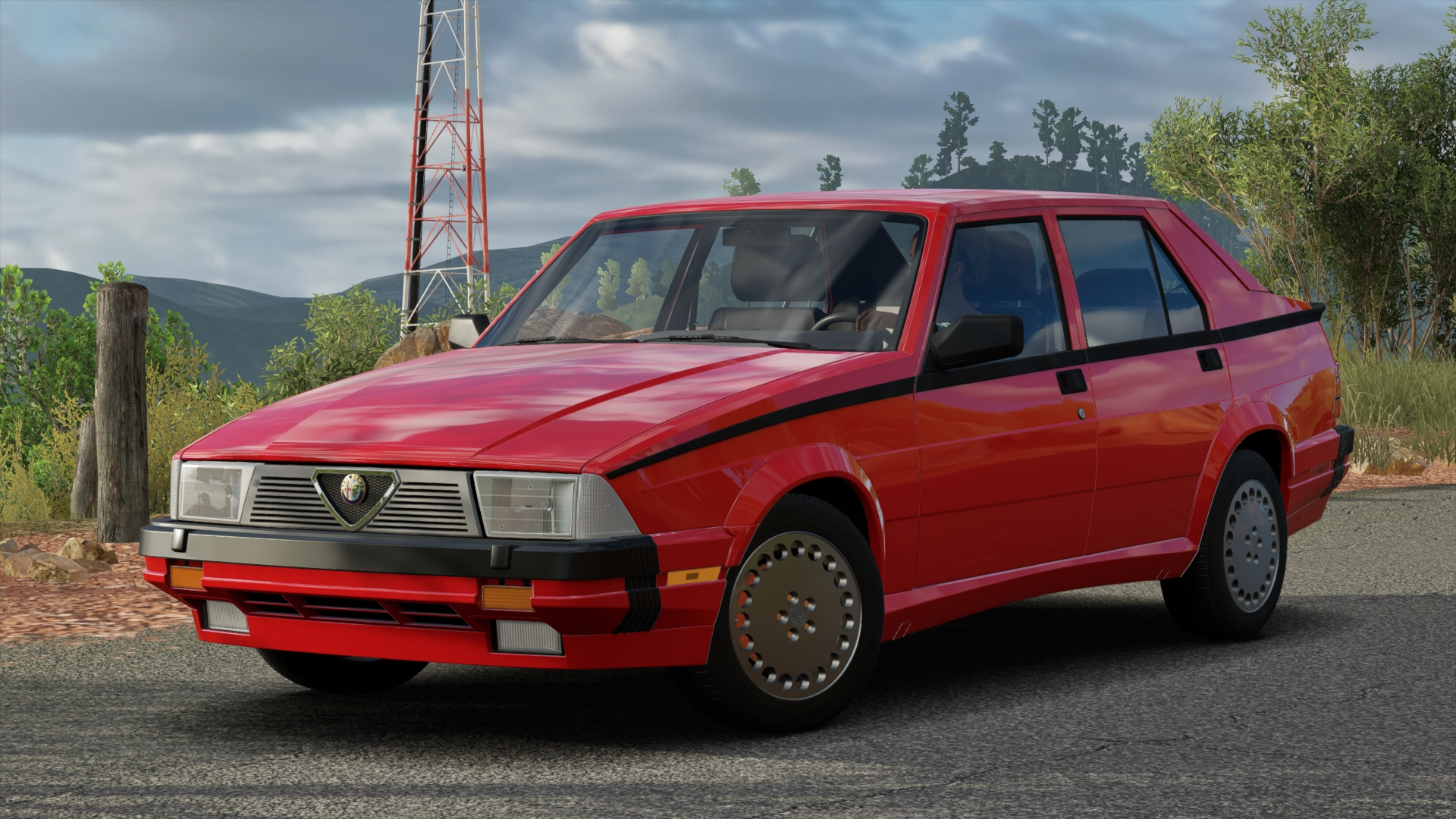 alfa romeo milano quadrifoglio verde forza motorsport wiki fandom powered by wikia. Black Bedroom Furniture Sets. Home Design Ideas