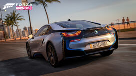 FH3 BMW i8 Promo