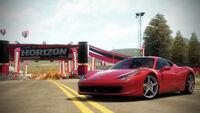 FH Ferrari 458