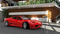 FM5 Ferrari 360CS