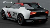 FM7 Nissan IDx Nismo Rear