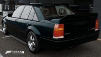 FM7 Vauxhall Carlton Rear