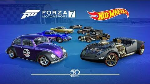 Hot Wheels Cars Coming to Forza Motorsport 7!