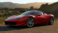 FH2 Ferrari 458