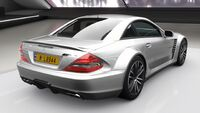 FH4 M-B SL 65 Black Series Rear