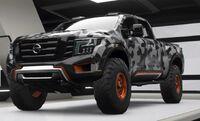 FH4 Nissan Titan Warrior Concept Forza Edition front