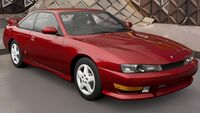 FH3 Nissan Silvia 98 Front