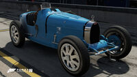 FM7 Bugatti T35C Front
