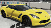 FM7 Corvette 15 Front