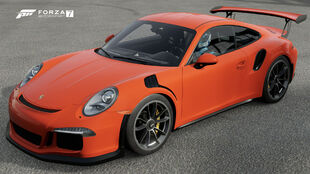 porsche 911 gt3 rs 2016 forza motorsport wiki fandom powered by wikia