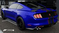 FM7 Ford Mustang 16 Rear
