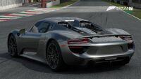 FM7 Porsche 918 Rear