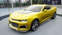 FH3 Chevrolet CamaroZL1-2017