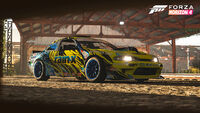 FH4 FD Nissan 118 240SX Official2