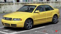 FM4 Audi S4 2000