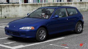 Honda Civic 1.5 VTi in Forza Motorsport 4
