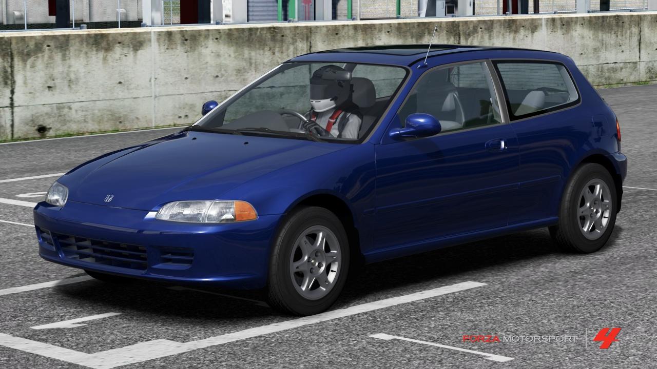 1994 civic hatchback motor