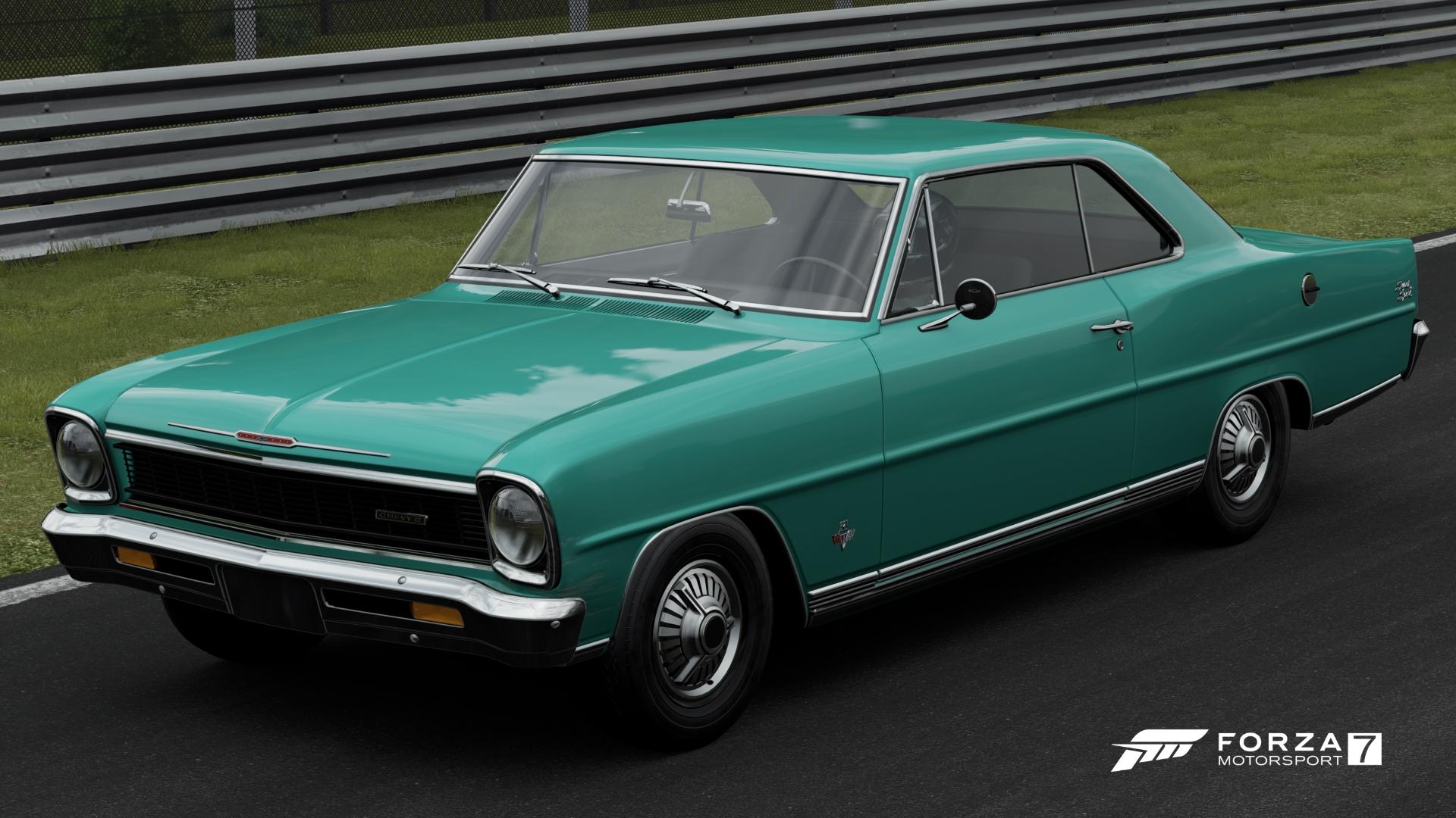 Chevrolet Nova Super Sport Forza Motorsport Wiki Fandom