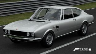 1969 Fiat Dino 2.4 Coupé in Forza Motorsport 7